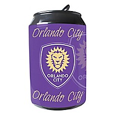 image of MLS Orlando City SC 11-Liter Portable Party Can Fridge