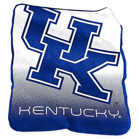 University Of Kentucky Raschel Throw Blanket Bed Bath