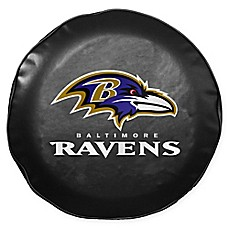 image of Fremont Die NFL Baltimore Ravens Tire Cover
