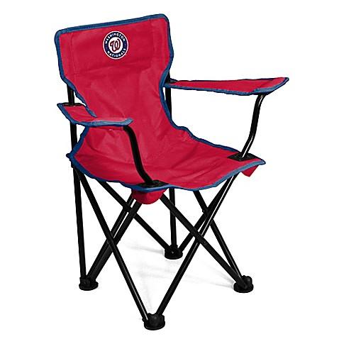 Mlb Washington Nationals Toddler Folding Chair Bed Bath