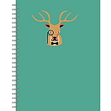 image of TF Publishing Oh Deer! Spiral Journal