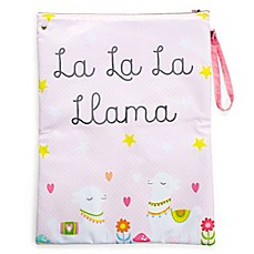 image of Tri-Coastal Kids Little Llama Dreams Wet/Dry Bag