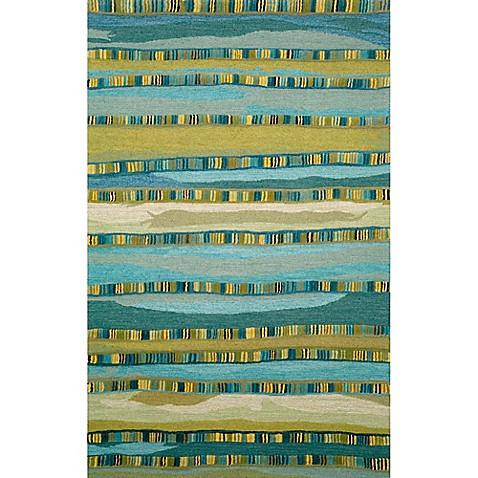 Trans Ocean Seville Mosaic Stripe Rug Bed Bath Amp Beyond