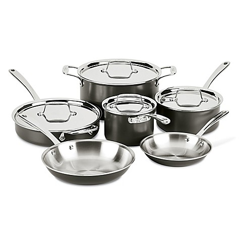 all clad ltd. All-Clad LTD Cookware Collection All Clad Ltd