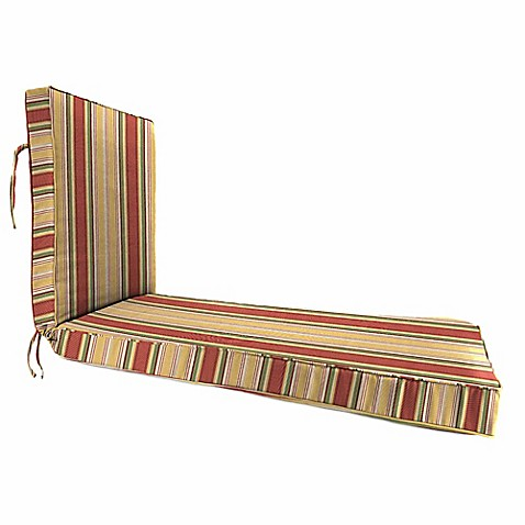 buy aynovak sunset outdoor 80 inch multicolor chaise cushion from bed bath beyond. Black Bedroom Furniture Sets. Home Design Ideas