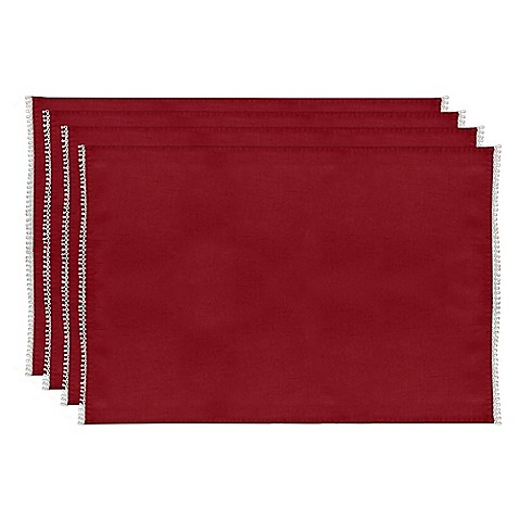 Bed Bath And Beyond White And Table Placemats