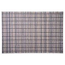 image of Bamboo Placemat in Grey