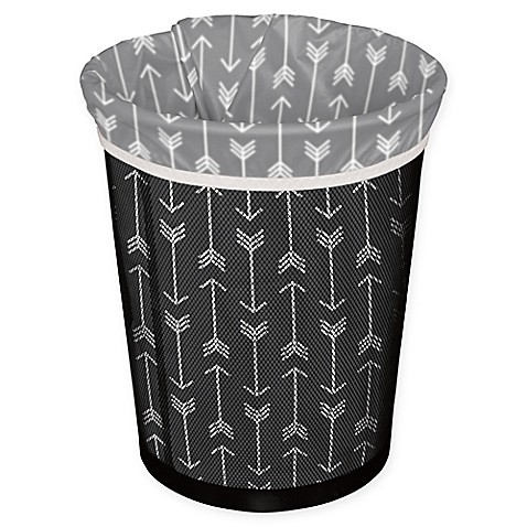 buy planet wise small reusable trash liner in grey from bed bath beyond. Black Bedroom Furniture Sets. Home Design Ideas