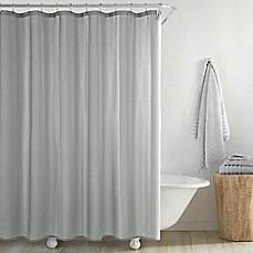 Peach Shower Curtain