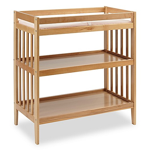 Charmant Westwood Design Reese Changing Table With Contour Pad In Natural