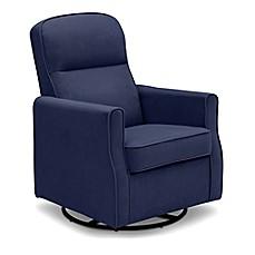 Image Of Delta Children Clair Slim Glider Nursery Chair