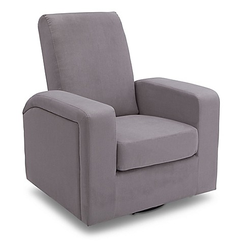 Delta Children Gateway Glider Swivel Rocker Chair