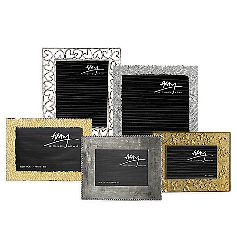 Michael Aram Picture Frame Collection - Bed Bath & Beyond