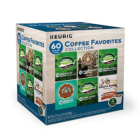 60count - K Cups Bulk