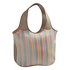 image of Built NY® Neoprene Essential Tote in Candy Dot
