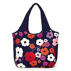 image of Built NY® Neoprene Essential Tote in Lush Flower
