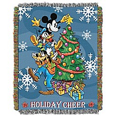 image of Disney® Spread Cheer Tapestry Throw
