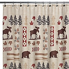 image of North Ridge 70-Inch W x 72-Inch L Shower Curtain