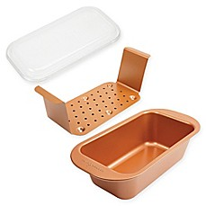 image of Copper Chef™ Perfect Loaf Pan