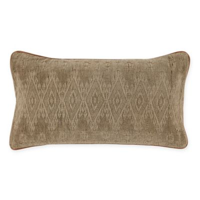 Buy Villa Home Varenna Oblong Throw Pillow in Brown from Bed Bath & Beyond