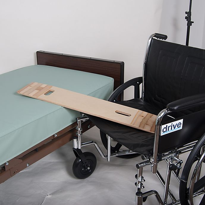 Drive Medical Bariatric Transfer Board With Hand Holes Bed Bath Beyond