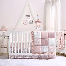 image of The Peanut Shell® Grace Crib Bedding Collection