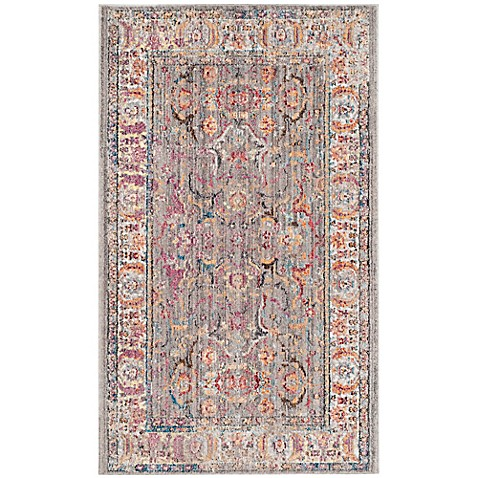 Buy Safavieh Bristol Heather 3 Foot X 5 Foot Area Rug In