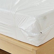 image of Bedbug Solution Vinyl Zip Mattress Box Spring Protectors
