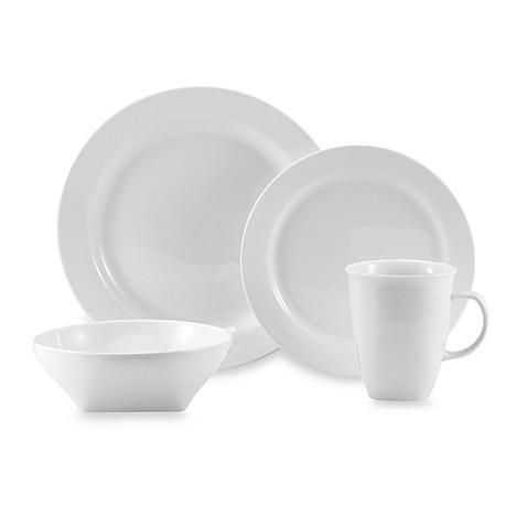 Oneidau0026reg; Chefu0026#39;s Tableu0026trade; White Porcelain Dinnerware and Serveware Collection  sc 1 st  Bed Bath u0026 Beyond & Oneida® Chefu0027s Table™ White Porcelain Dinnerware and Serveware ...