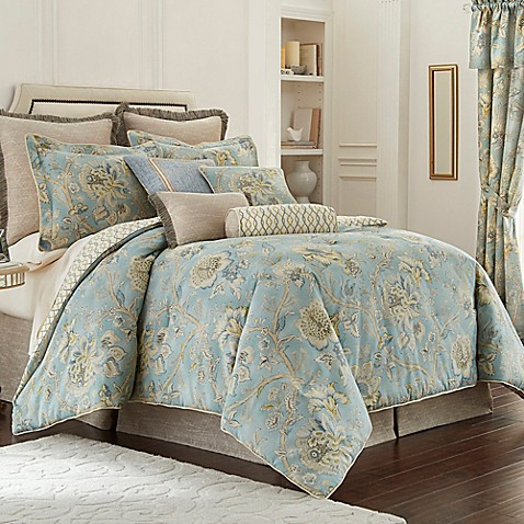 Rose Tree Odessa Reversible Comforter Set Bed Bath Amp Beyond
