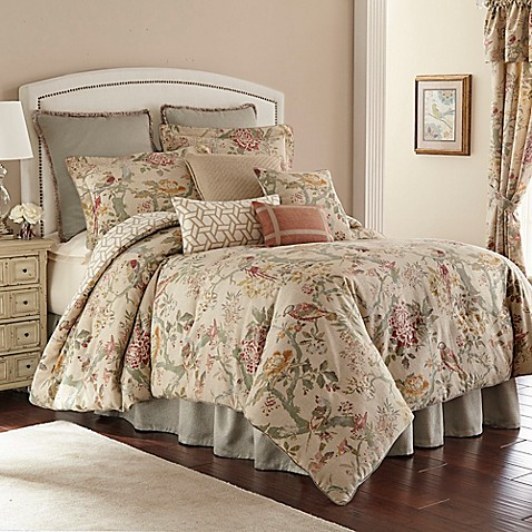 Rose Tree Biccari Reversible Comforter Set Bed Bath Amp Beyond