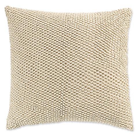 Buy Kas Raina European Pillow Sham In Ivory From Bed Bath