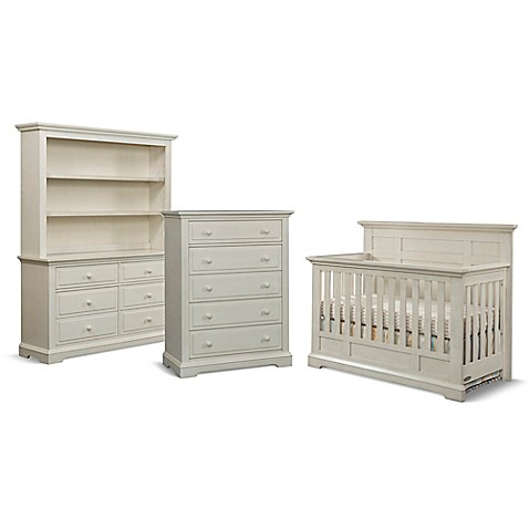 Child Craftu0026trade; Devon Flat Top Nursery Furniture Collection