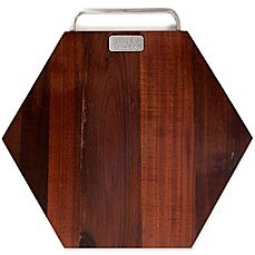 image of Brooklyn Steel Co. Williamsburg 13.75-Inch x 14-Inch Serving Board