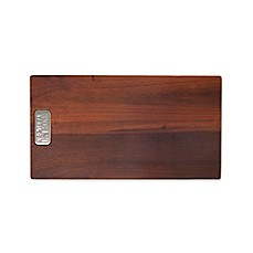 image of Brooklyn Steel Co. Greenpoint 11-Inch x 6-Inch Serving Board