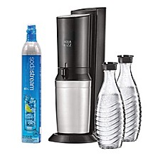 image of SodaStream® Aqua Fizz Sparkling Water Maker Starter Kit