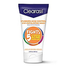image of Clearasil® 6.78 fl. oz. Ultra 5 in1 Exfoliating Wash