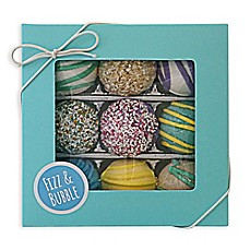 image of Fizz & Bubble 9-Piece Spa Bath Truffles Gift Set