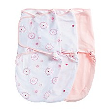 image of aden® by aden + anais® Newborn Swaddles in Summer Solstice (Set of 3)