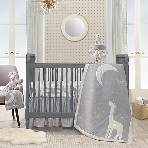 Lambs Amp Ivy 174 Goodnight Giraffe Crib Bedding Collection