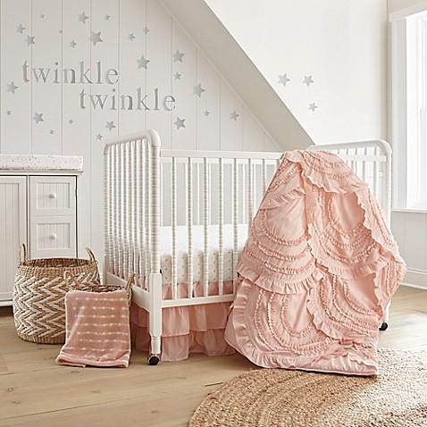 Levtex 174 Baby Skylar Crib Bedding Collection In Blush Bed