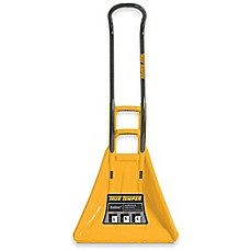 image of True Temper SnoBoss 26-Inch Snow Shovel in Yellow