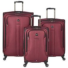 image of DELSEY PARIS Depart 2.0 3-Piece Nested Luggage Set