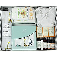 image of LuliBox 19-Piece Bath and Bed Gift Set