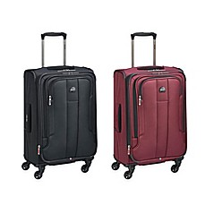 image of DELSEY PARIS Depart 2 Expandable 21-Inch Carry-On Spinner