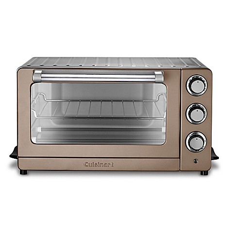 Cuisinart 174 Stainless Steel 6 Slice Convection Toaster Oven