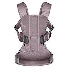 image of BABYBJÖRN® Carrier One Air Baby Carrier in Lavender Mesh
