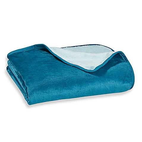 Bed Bath And Beyond Teal Blanket