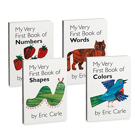 My Very First Books by Eric Carle - buybuy BABY