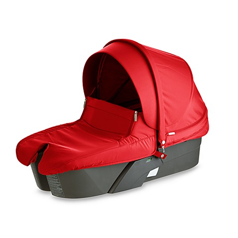 Stokke® Xplory® Carry Cot in Red